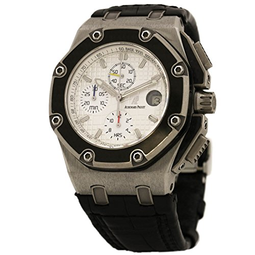 Audemars Piguet Royal Oak Offshore swiss-automatic mens Watch 26030IO.OO.D001IN.01 (Certified Pre-owned)