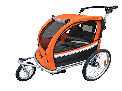 Booyah Strollers Child Baby Bike Bicycle Trailer and Stro...