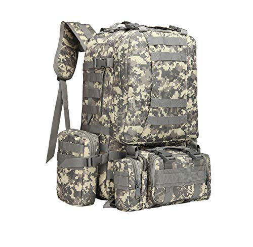 Camouflage Large Backpack Combination Acu Camping Capacity Cp Military Multi functional Mountaineering Tactical 1Yqw1