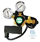 (US) Premium AQUATEK CO2 Regulator with Integrated COOL TOUCH Solenoid