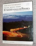 Fundamentals of Physics : EGrade Plus Stand-Alone Access, Halliday, David, 0471577995