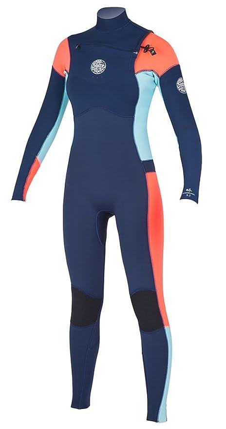 Amazon.com  Rip Curl WMNS D Patrol 32Gb C Zip Wet Suit  Sports ... f8e496b8d