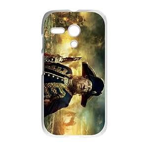 Pirates of the Caribbean Motorola G Cell Phone Case White gift E5660272