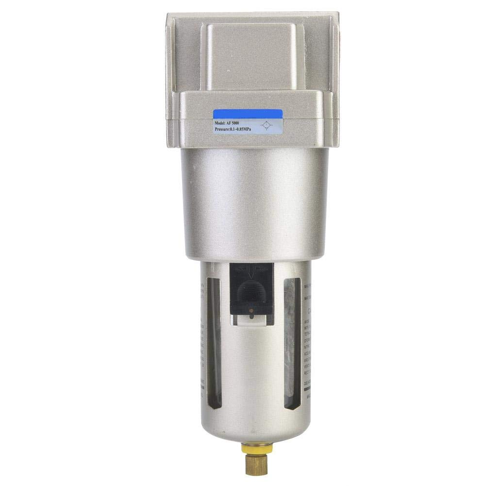 3/4'' Oil Water Separator, AF5000-06 Water Trap Filter,High Filtration Accuracy,Good Sealing Performance,to Filter Moisture and Impurities in Compressed Air by Thincol