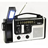 Amazon Price History for:topAlert Emergency Solar Hand Crank Dynamo AM/FM/NOAA Weather Radio, Flashlight, Reading LED Light, Cell Phone Charger w/ USB adaptor