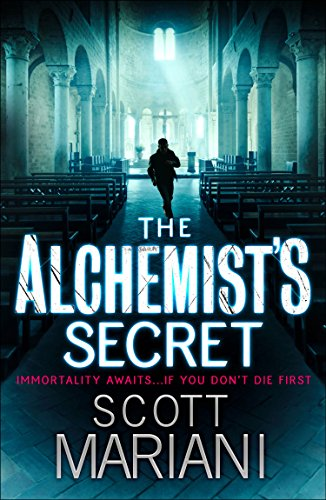 The Alchemist's Secret (Ben Hope, Book 1) cover