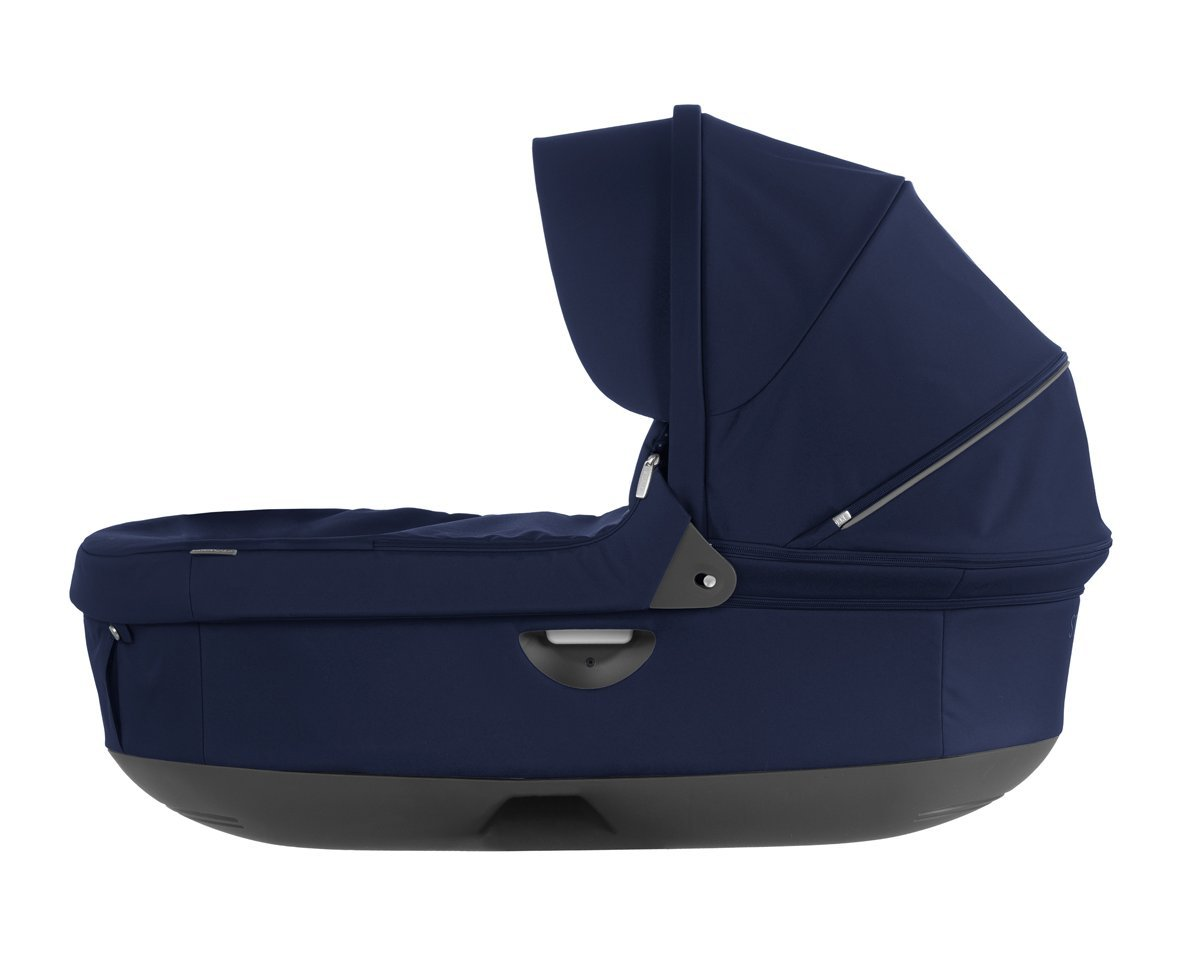 Stokke Stroller Carry Cot for Crusi, Deep Blue