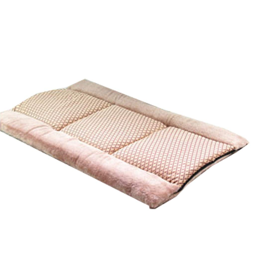 6c8a6fc9937b 4 50cm30cm32cmDSADDSD Bed Kennel Cat Litter Double Cotton Pad ...