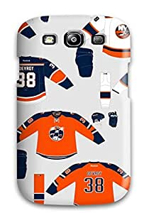 Excellent Galaxy S3 Case Tpu Cover Back Skin Protector New York Islanders Hockey Nhl (5)