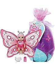 BABY born Surprise Babies 5 - Perfect voor Kinderhandjes - Bevordert Empathie en Sociale Vaardigheden, voor leeftijden vanaf 3 jaar - Inclusief glitterzak verpakking, fles, en nog veel meer