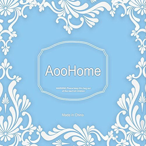 Aoohome Curtain 72 x Inch, Fabric Curtain Hotel, Mildew Resistant,Waterproof,