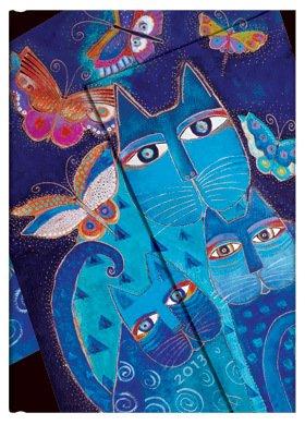 Agenda 2013. Gatos azules y mariposas. Midi. Por Semanas ...