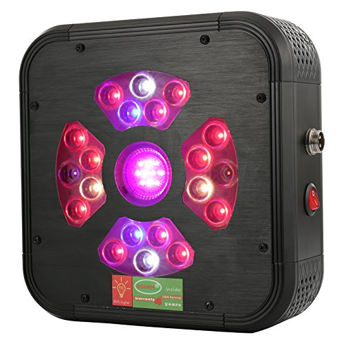 Enhanced Spectrum Led Grow Lights