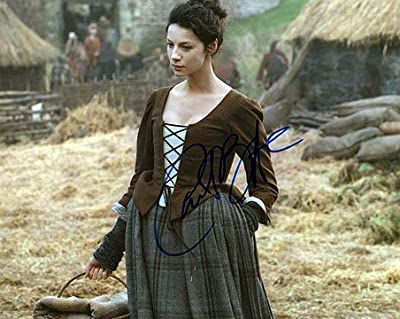 Caitriona Balfe (Outlander) 8x10 Photo Signed In-Person
