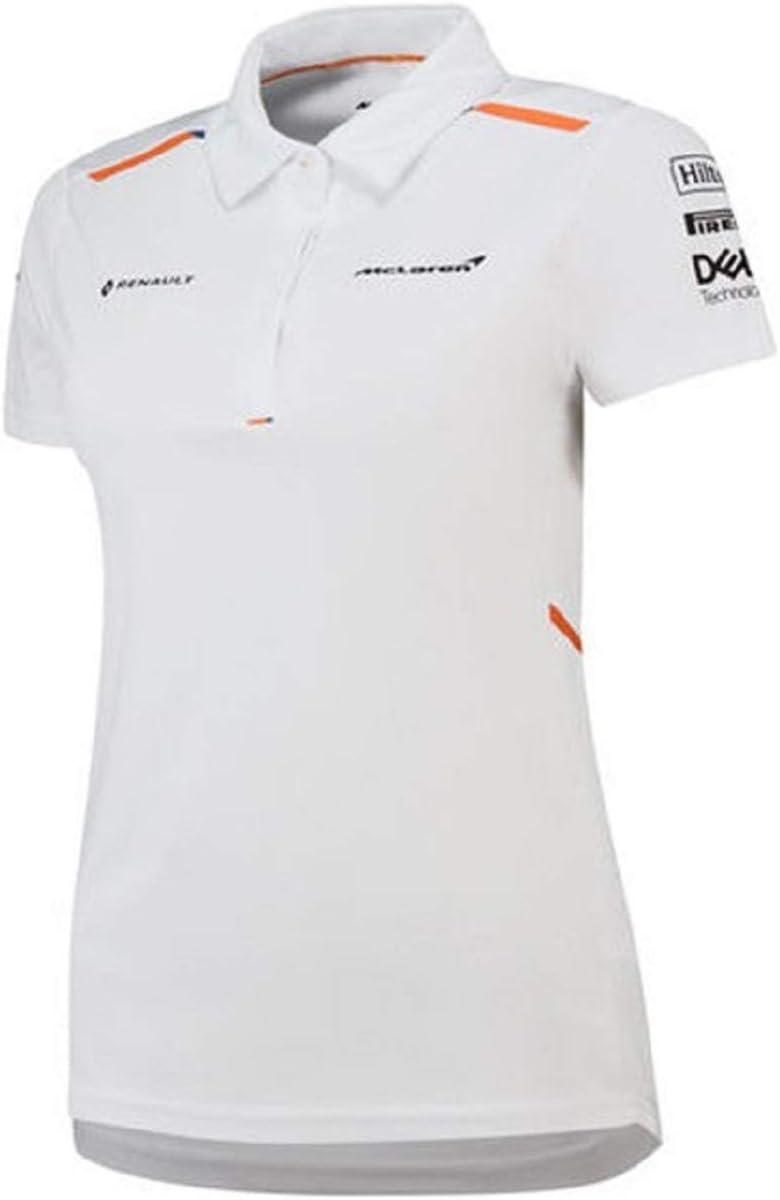 McLaren F1 2019 Mens Team T-Shirt White