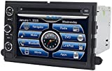 05 06 07 08 09 10 Ford F-250 F-350 In-Dash GPS Navigation DVD CD Player Bluetooth A2DP Audio Streaming 7 Inch Touchscreen FM AM Radio USB SD iPod-Ready iPhone-Ready Stereo Deck 2005 2006 2007 2008 2009 2010 F250 F350 Super Duty Pickup Truck AV Receiver For Sale