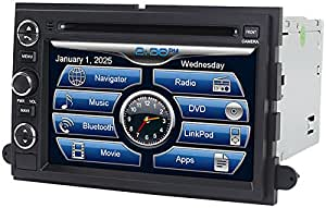 Amazon Com 05 06 07 08 09 10 Ford F 250 F 350 In Dash Gps