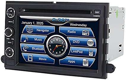Ford F  In Dash