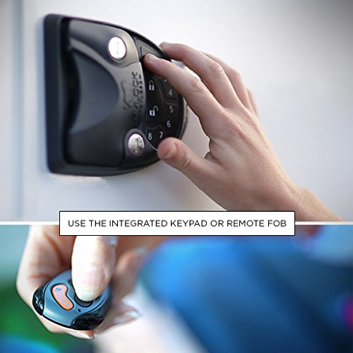 RVLock V4 Keyless Entry Handle w/Integrated Keypad & Fob