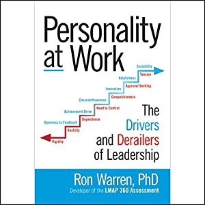 Personality at Work Audiobook