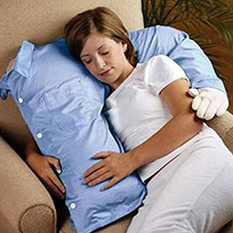 Almohada con diseño de brazo de novio para abrazo, para cama ...