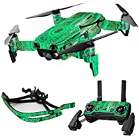 MightySkins Skin for DJI Mavic Air Drone - Vintage Paisley | Max Combo Protective, Durable, and Unique Vinyl Decal wrap cover | Easy To Apply, Remove, and Change Styles | Made in the USA