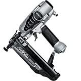 Hitachi NT65M2S 16-Gauge Finish Nailer with Integrated Air Duster, 2-1/2-Inch, Silver