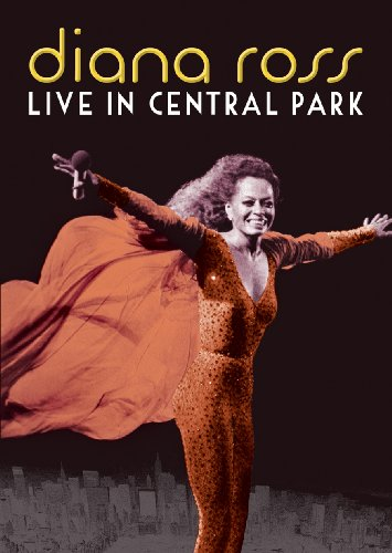 Diana Ross: Live In Central Park (1983) (Best Friend Outfit Goals)