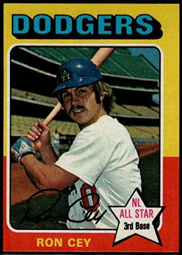 Baseball MLB 1975 Topps #390 Ron Cey EX/NM Dodgers
