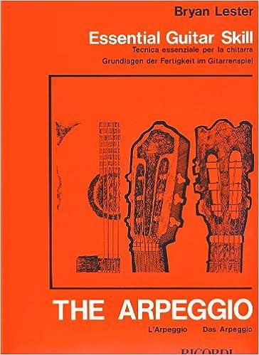 LESTER B. - Tecnica Esencial: El Arpegio para Guitarra: Amazon.es: LESTER B.: Libros