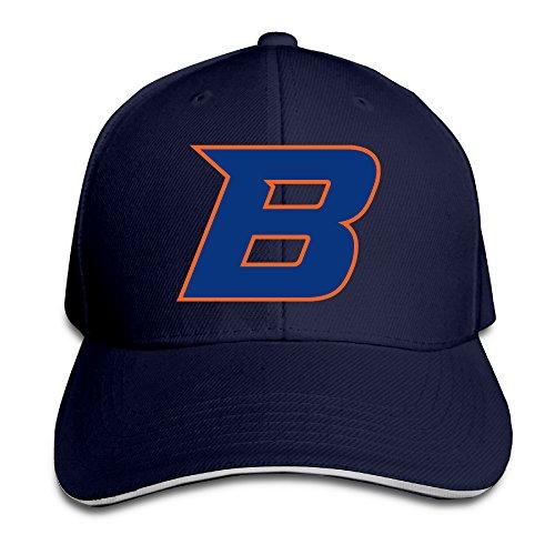 Bro-Custom Boise B State Athletic Sandwich Snapback Chapeau Custom Hat Navy (Shopkins Juicer compare prices)