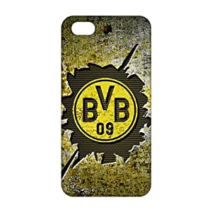 Angl 3D Case Cover Borussia Dortmund Phone Case for iPhone 5s