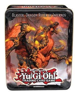 YuGiOh 2013 Wave 1 Collector Tin Set Blaster, Dragon Ruler of Infernos