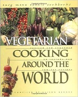 Vegetarian Cooking Around the World (Easy Menu Ethnic Cookbooks)