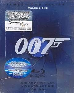 The James Bond Collection, Vol. 1 [Blu-ray]