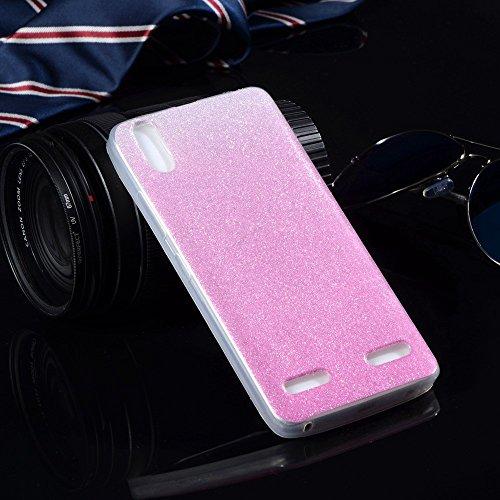 Para más la caja de Lenovo A6000 A 6000 6010 K3 K30T silicio de la cubierta del brillo ultra delgadas casos de teléfono suave TPU brillante T
