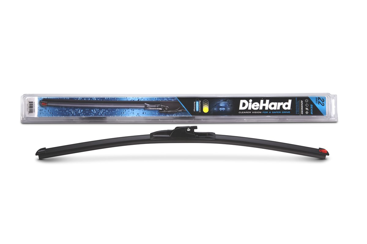 DieHard 22' Beam Wiper Blade, 1 Pack DHB22