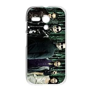 The Matrix Motorola G Cell Phone Case White Qjdjp