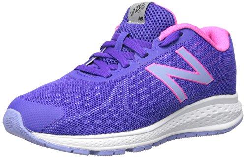 New Balance KJRUSV2 Pre Running Shoe (Little Kid) Purple/Pink