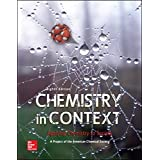 Chemistry in Context (WCB Chemistry)