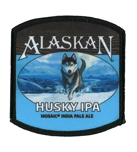 Alaska National Park Logo Flag Patch Series Embroidered