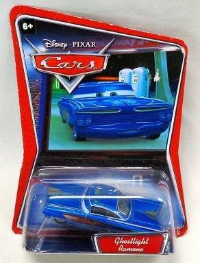 ラモーン ゴーストライトバージョン(ブルー) 「カーズ」 キャラクターカー M2951