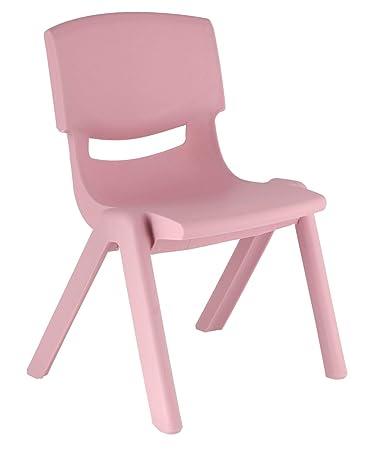 Sedie Di Plastica Impilabili.04201807 Bieco Seggiolone Di Plastica Di Circa 36 X 34 X 51 5 Cm
