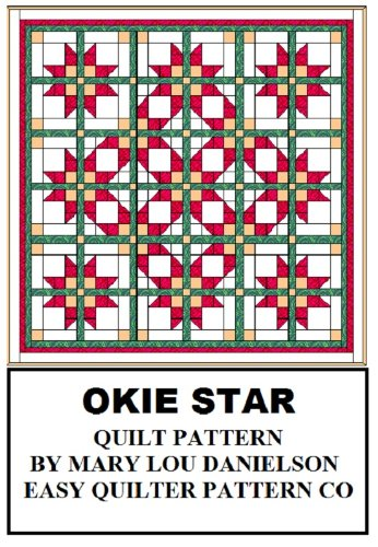 Triangle Quilt Patterns - 9