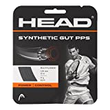 HEAD Synthetic Gut PPS Tennis String Set-16G Black