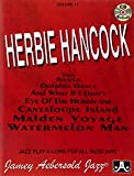 Vol. 11, Music Of Herbie Hancock - For All Insturments (Book & CD Set)