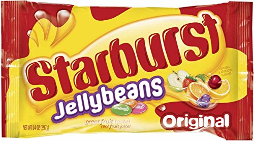 Starburst Original Jellybean, 14 ounce bags (Pack of 3) ()