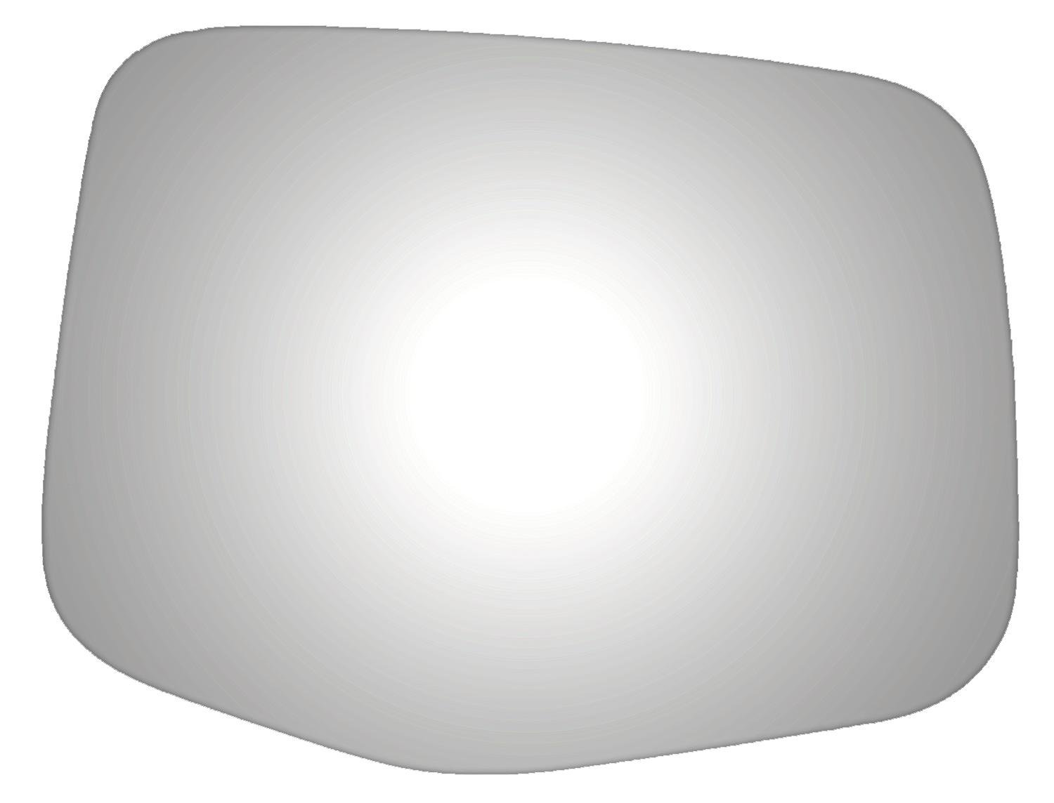 2011-2013 HONDA ODYSSEY Convex Passenger Side Replacement Mirror Glass Burco