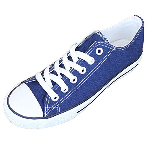 De Canvas Colores Estilo Deportivo Marino Varios Zapatillas Azul Lona Casual Brandelia Y Zapato Mujer fEP5xqxAnY