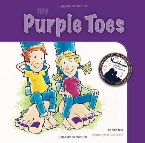 My Purple Toes pdf